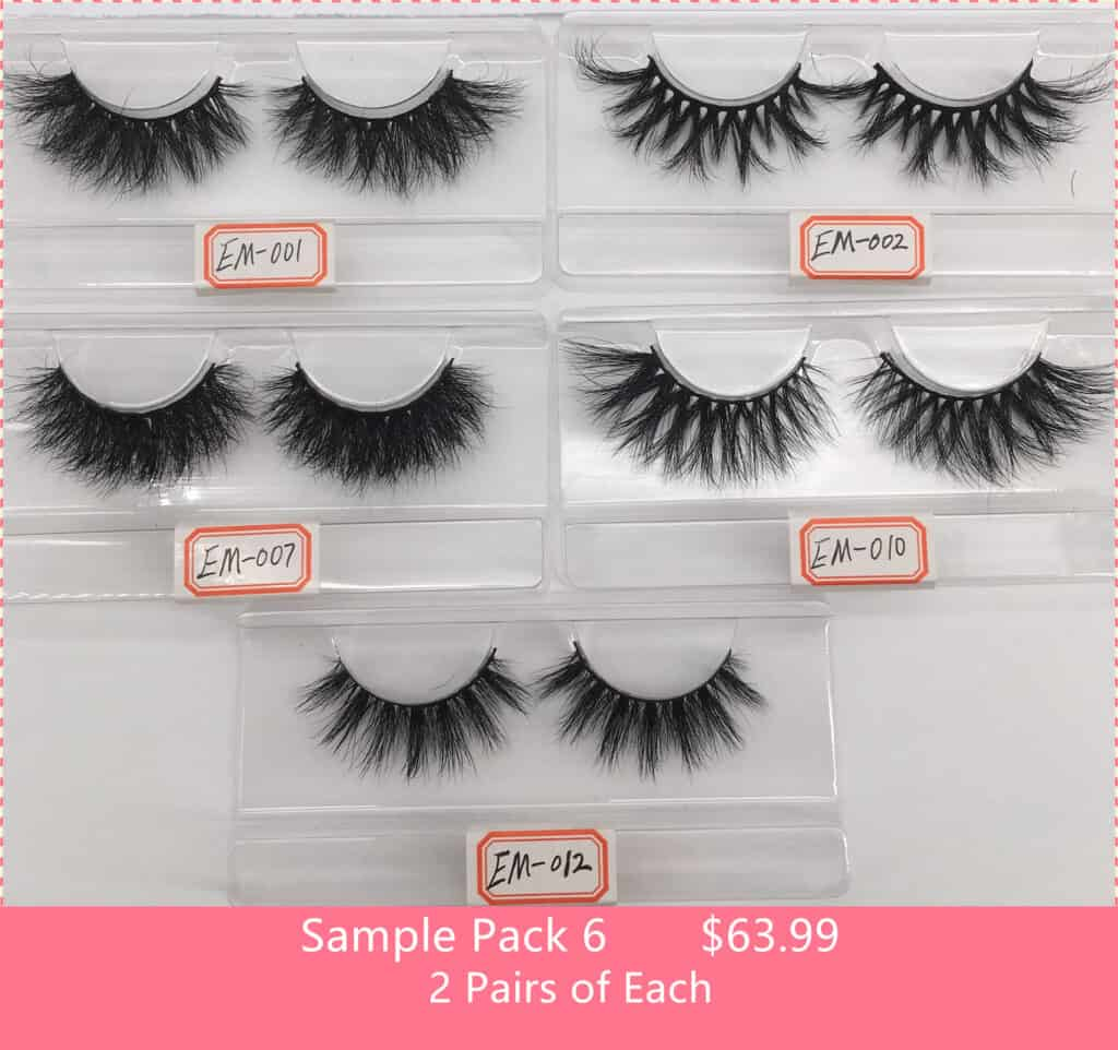 25mm lashes wholesale vendors