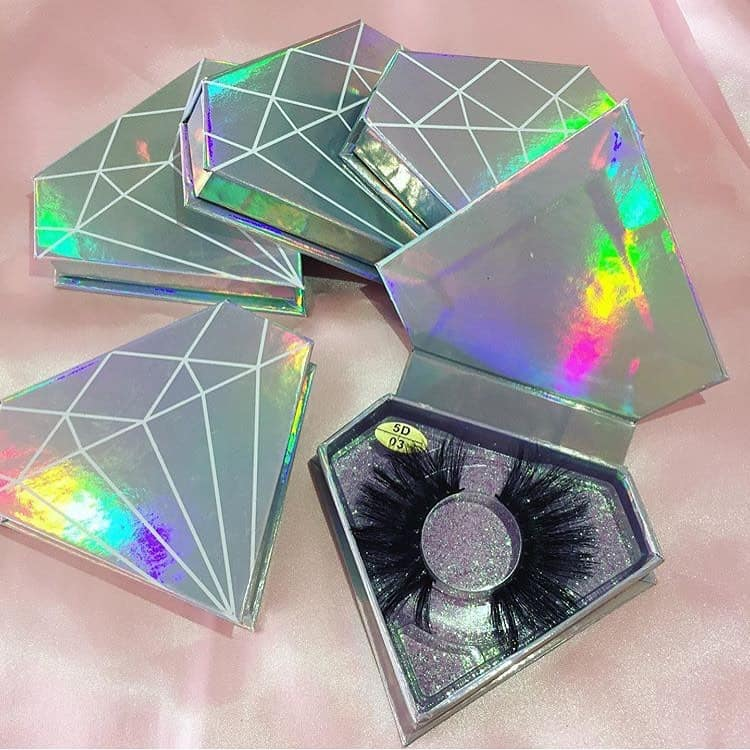 vendor for lashes packaging