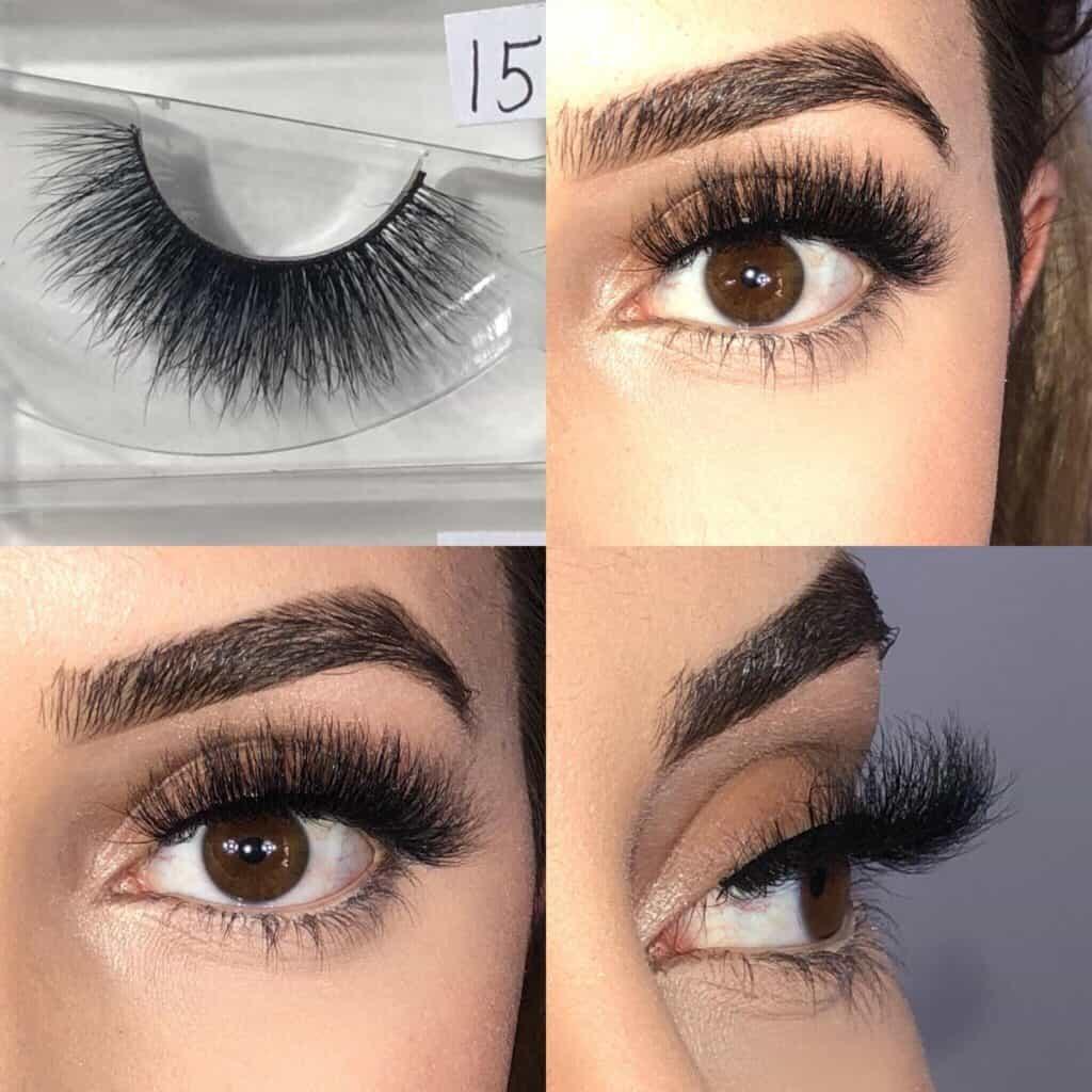 wholesale eyelashes and packaging vendors
