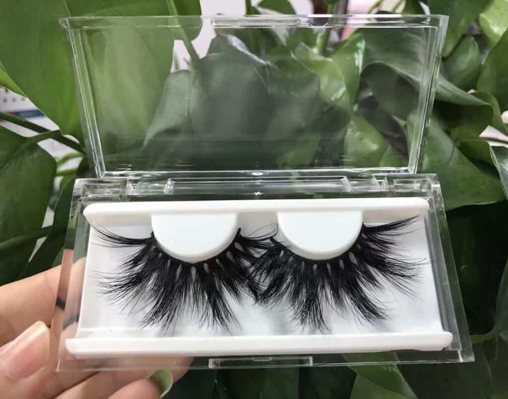 25mm mink lashes in bulk wholesale