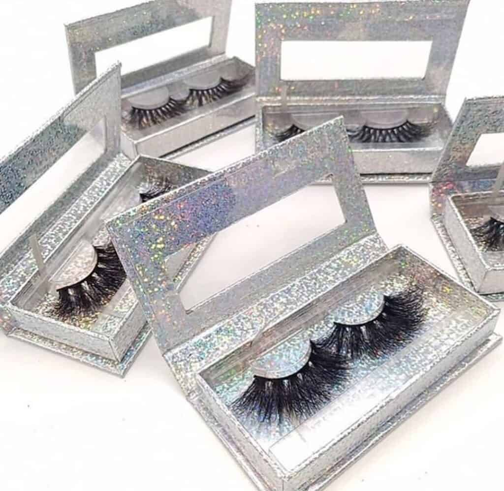 25mm lashes pack