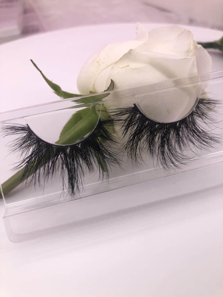 25mm wholesale mink lashes EL02