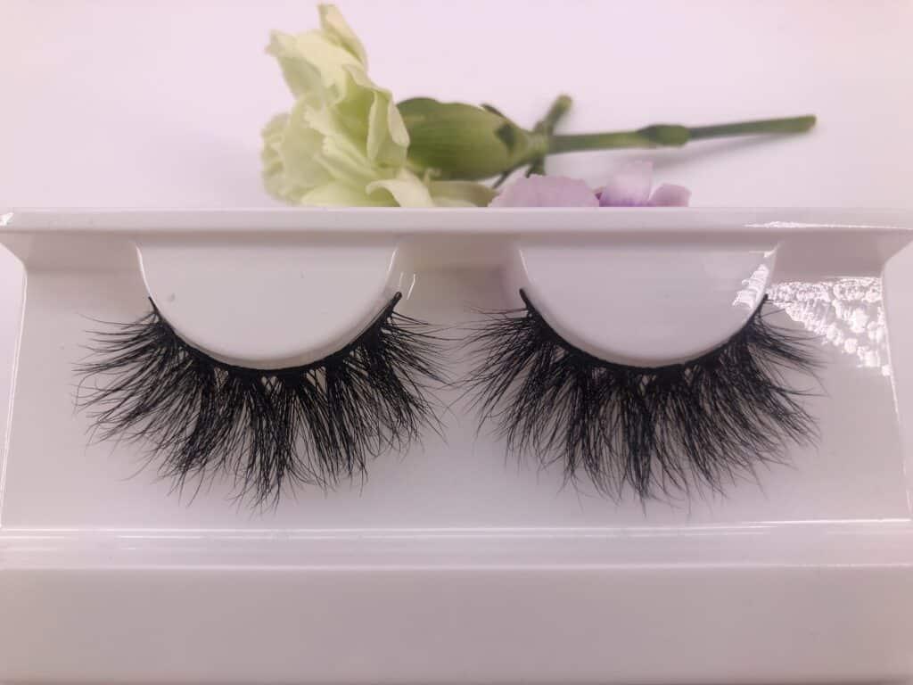 mink lash vendors wholesale 25mm lashes in bulk