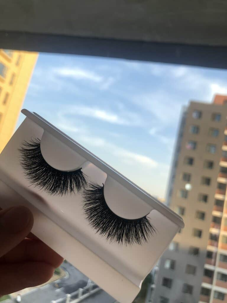 16mm mink eyelashes wholesale USA
