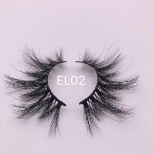 fluffy 25mm eyelashes
