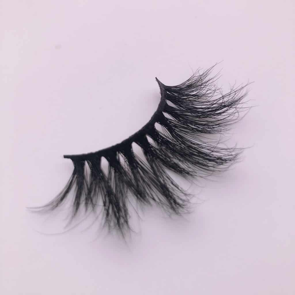 wholesale dramatic 25mm mink lashes