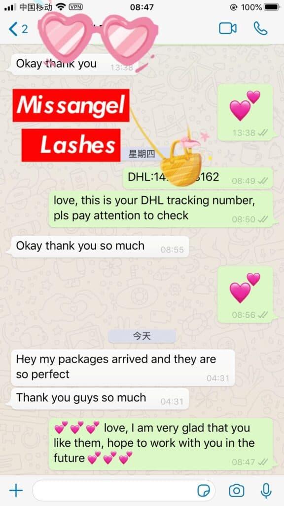 mink lashes wholesale reviews