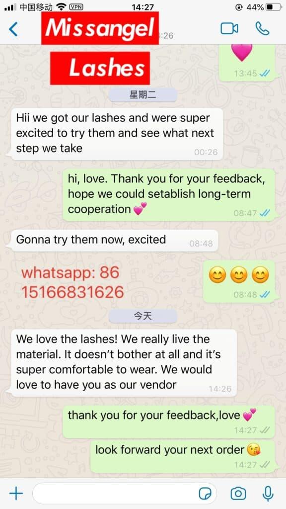 mink lash wholesale vendors reviews