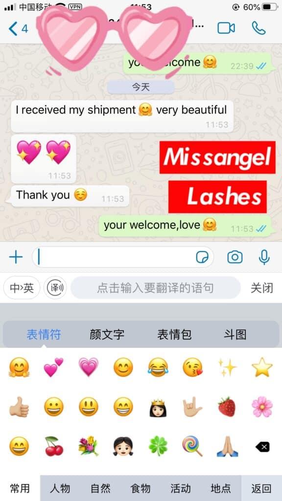 wholesale 3d mink lashes vendor feedback