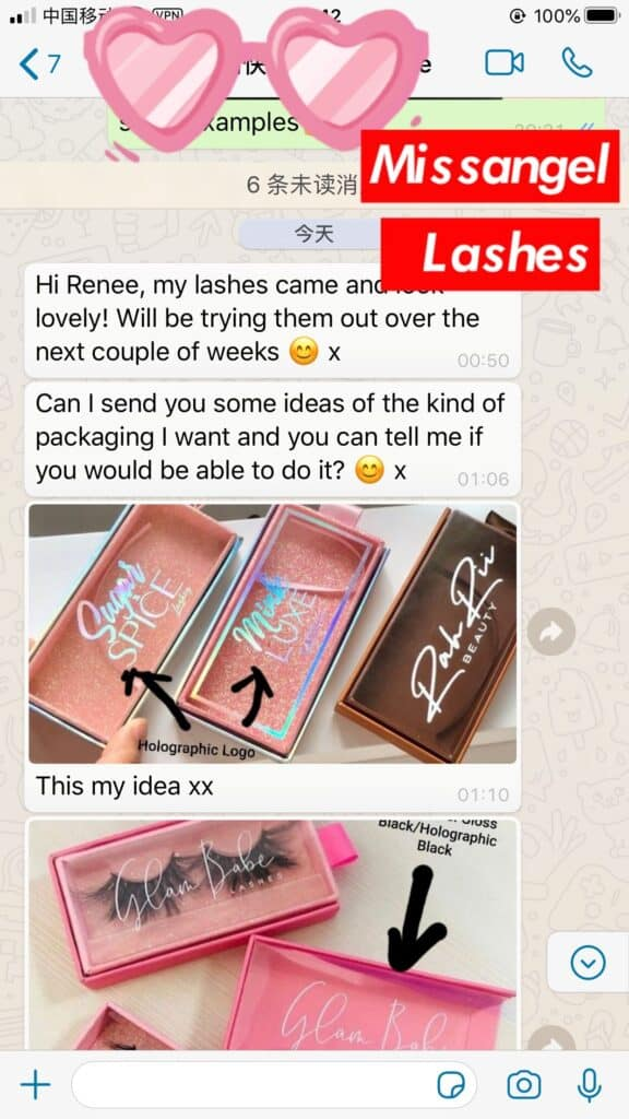 missangel lashes reviews