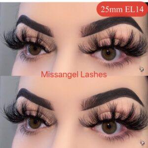 Big 25mm Eyelashes Wholesale