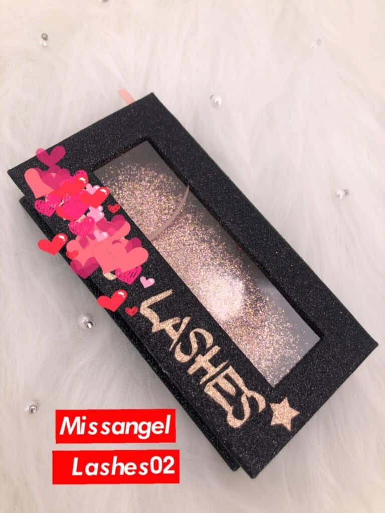 custom lash boxes wholesale vendors for mink lashes