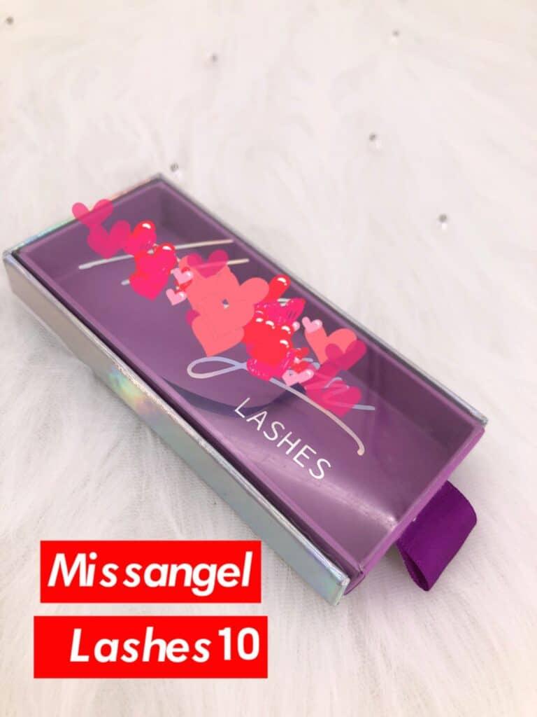 mink lashes packaging custom lash boxes