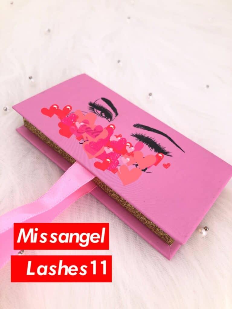 wholesale custom lash packaging box vendors