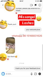 mink lash vendor wholesale eyelashes