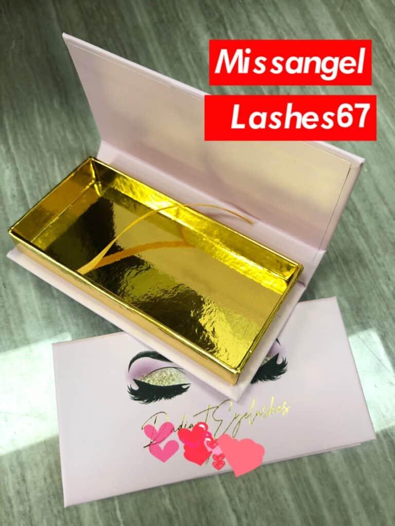 custom lash packaging