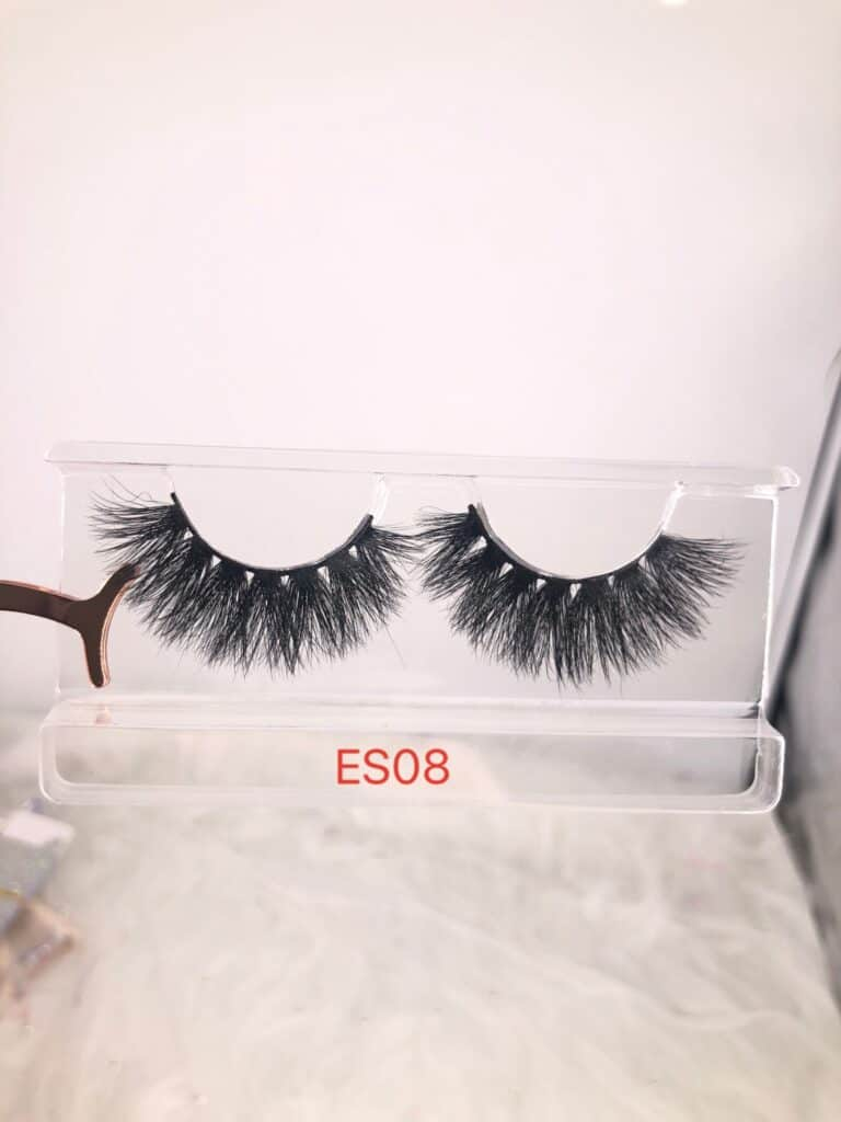 wholesale 3d mink lashes USA