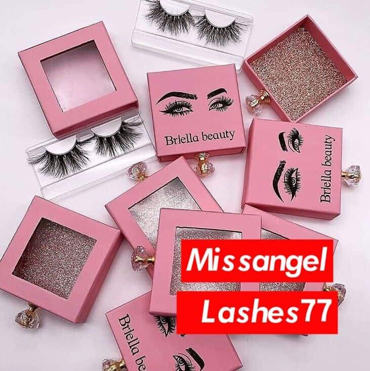 Wholesale Square Lash Packaging