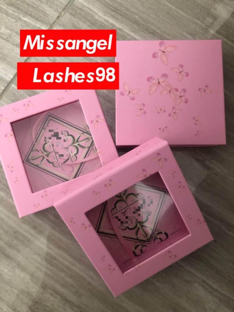 eyelash box vendors eyelashes manufacturer