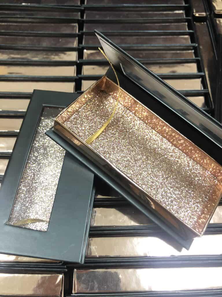 wholesale lash boxes