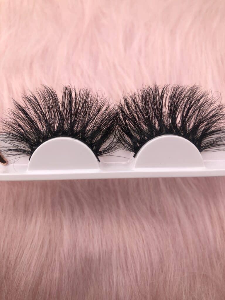 wholesale long lashes 25mm lashes