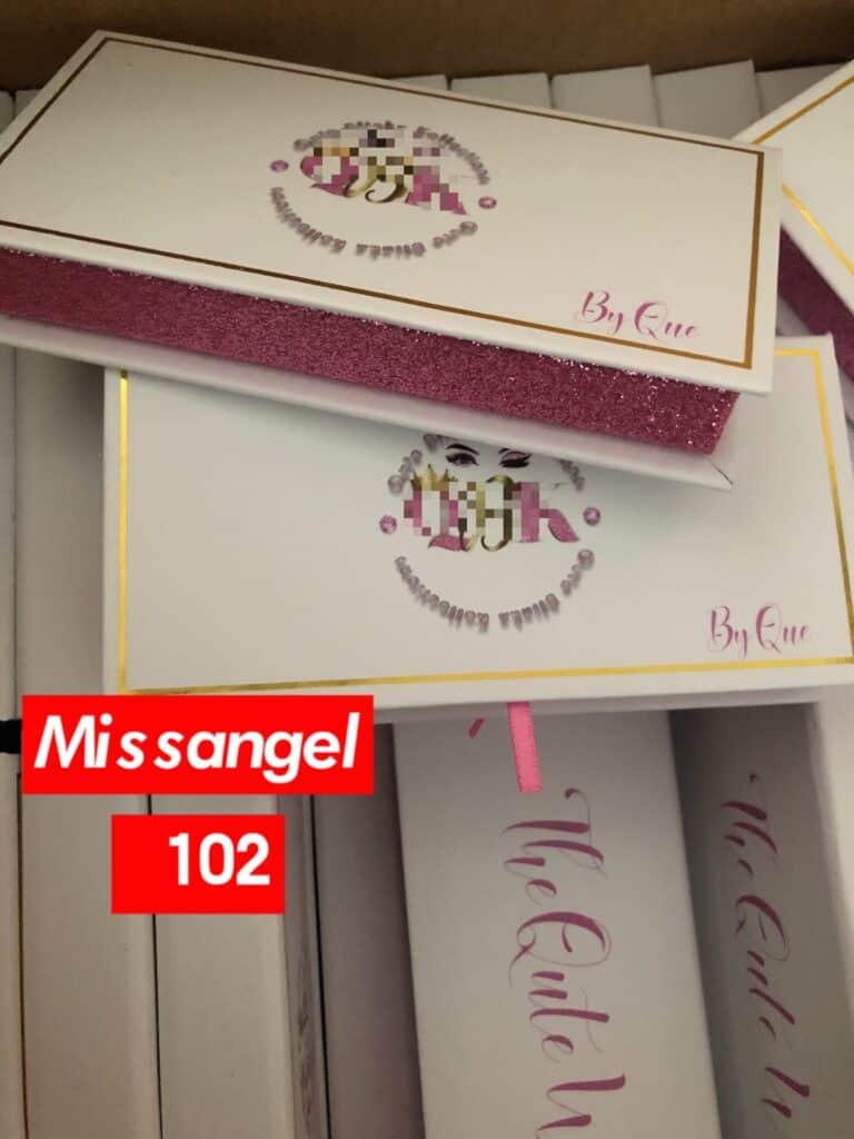 Custom Lash Packaging Boxes