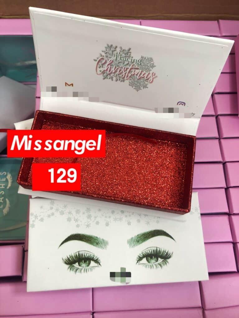 wholesale custom eyelash pacakging boxes