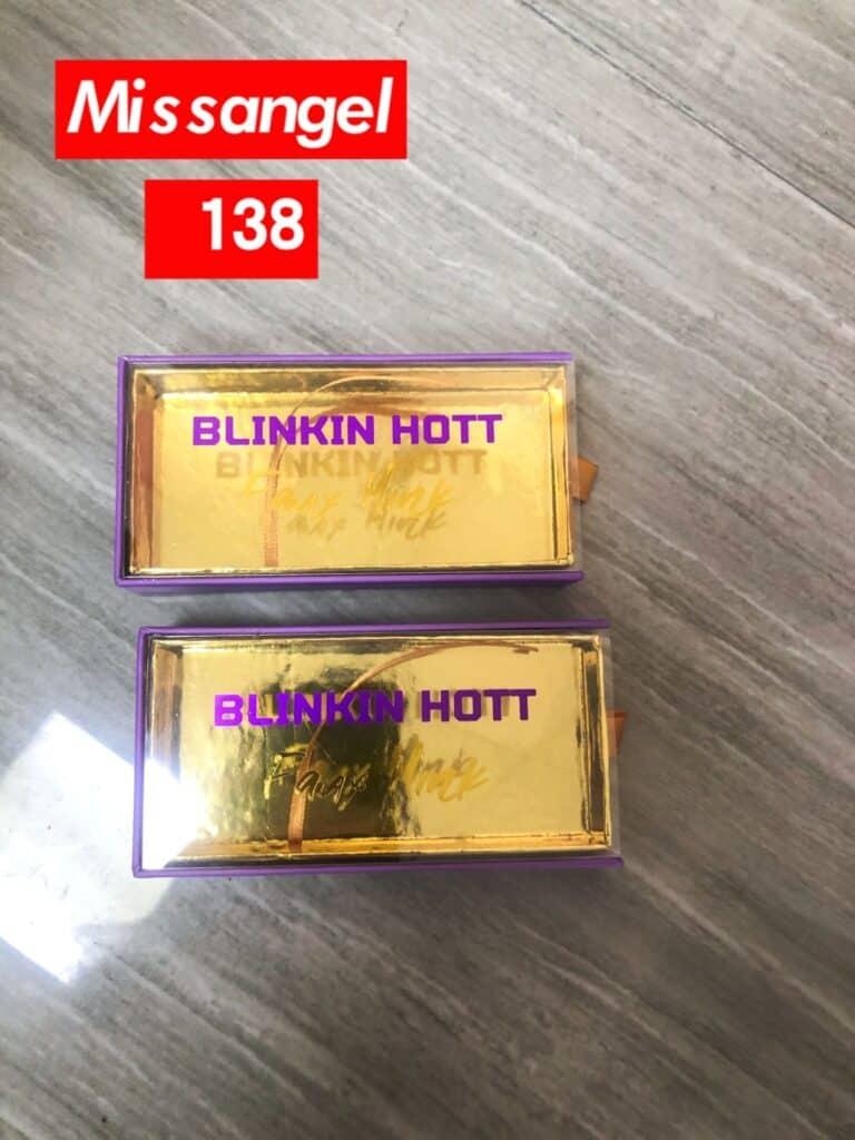 mink lash packaging boxes