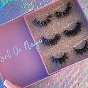 lash kits and eyelash packaging