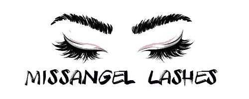 diy eyelash label