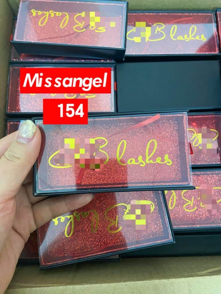 wholesale lash and box vendors