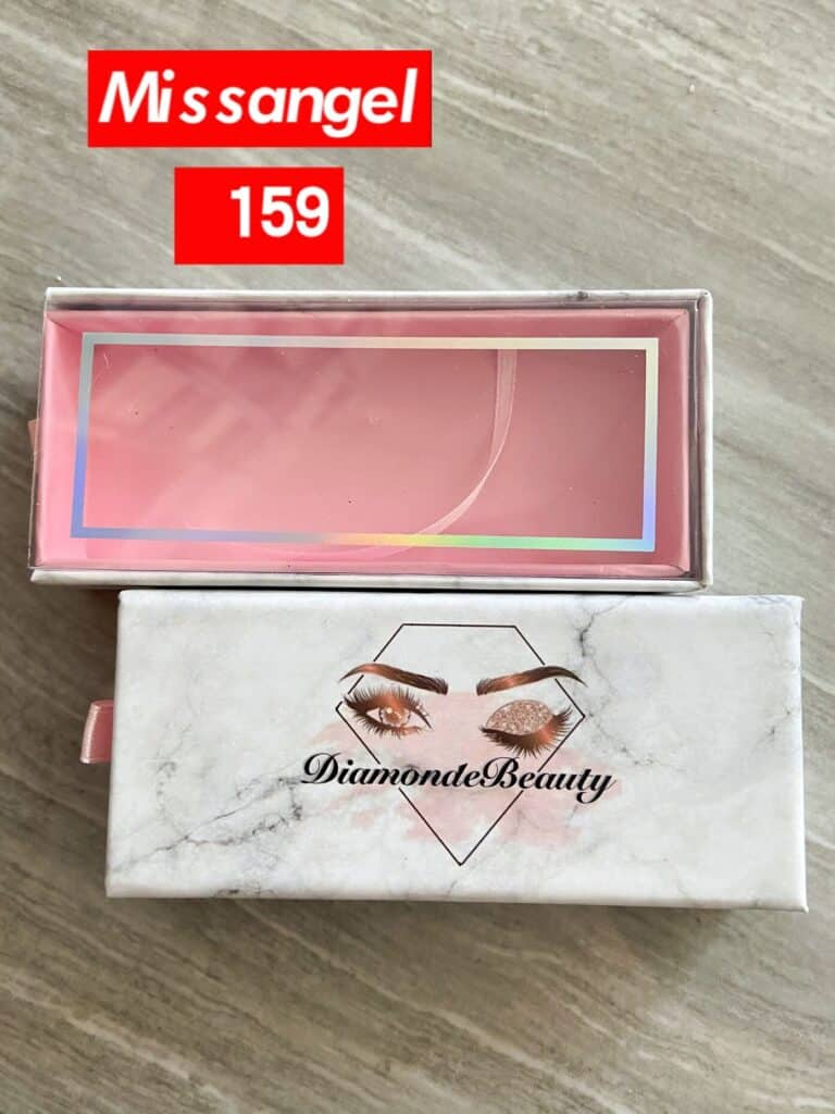 wholesale lashes and diy lash packaging