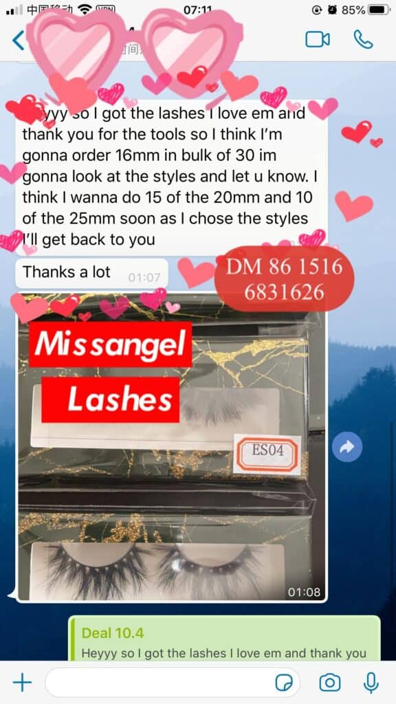 3d Mink Lashes Reviews and Feedbacks