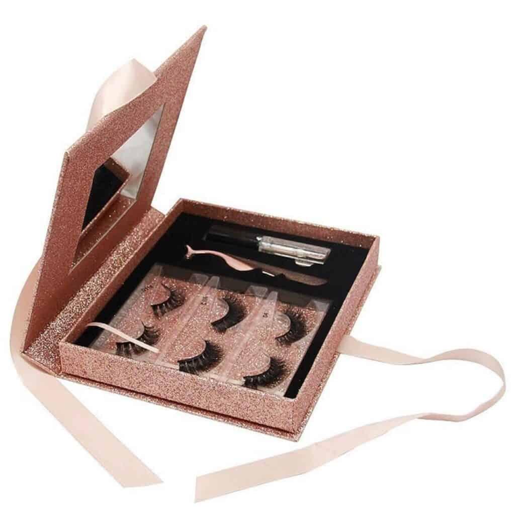 lash kits custom eyelash kits