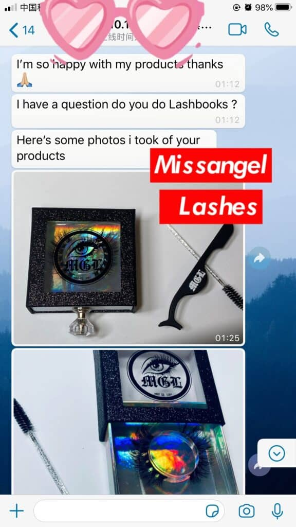 Wolesale Mink Lashes Feedback and Reviews