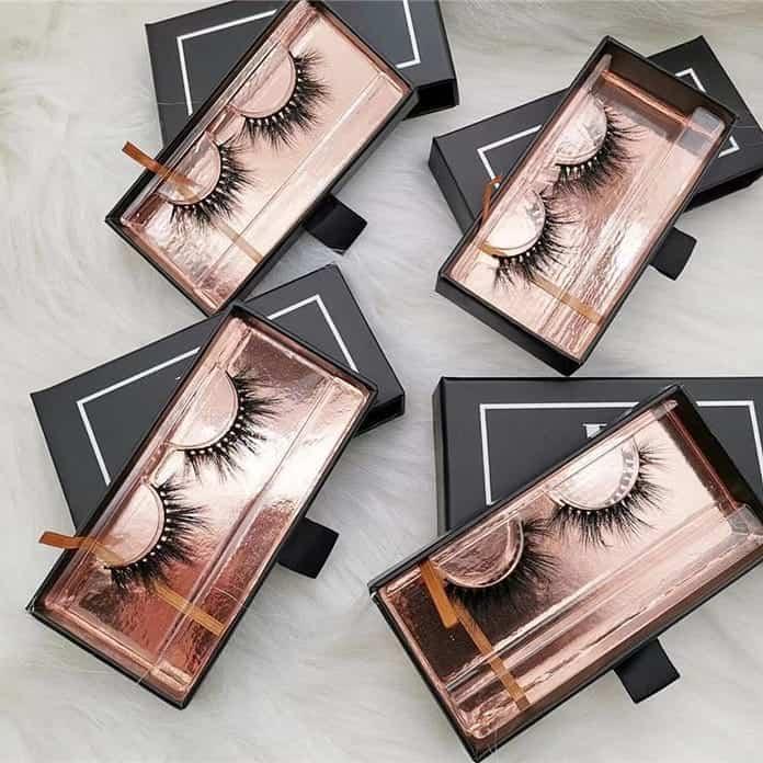 Custom Eyelash Packaging Boxes Wholesale Vendors