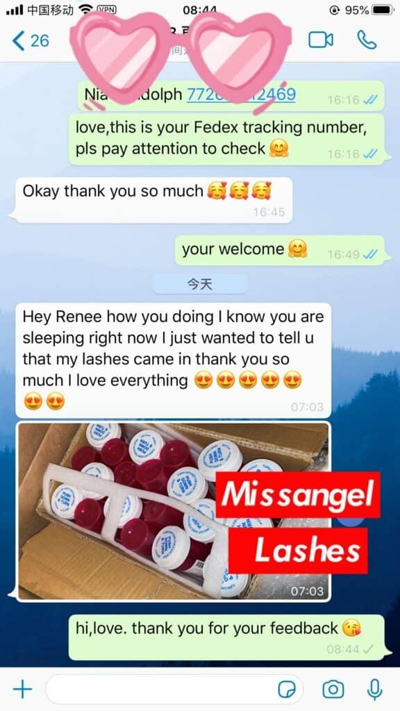 custom eyelash cases lash packaging boxes