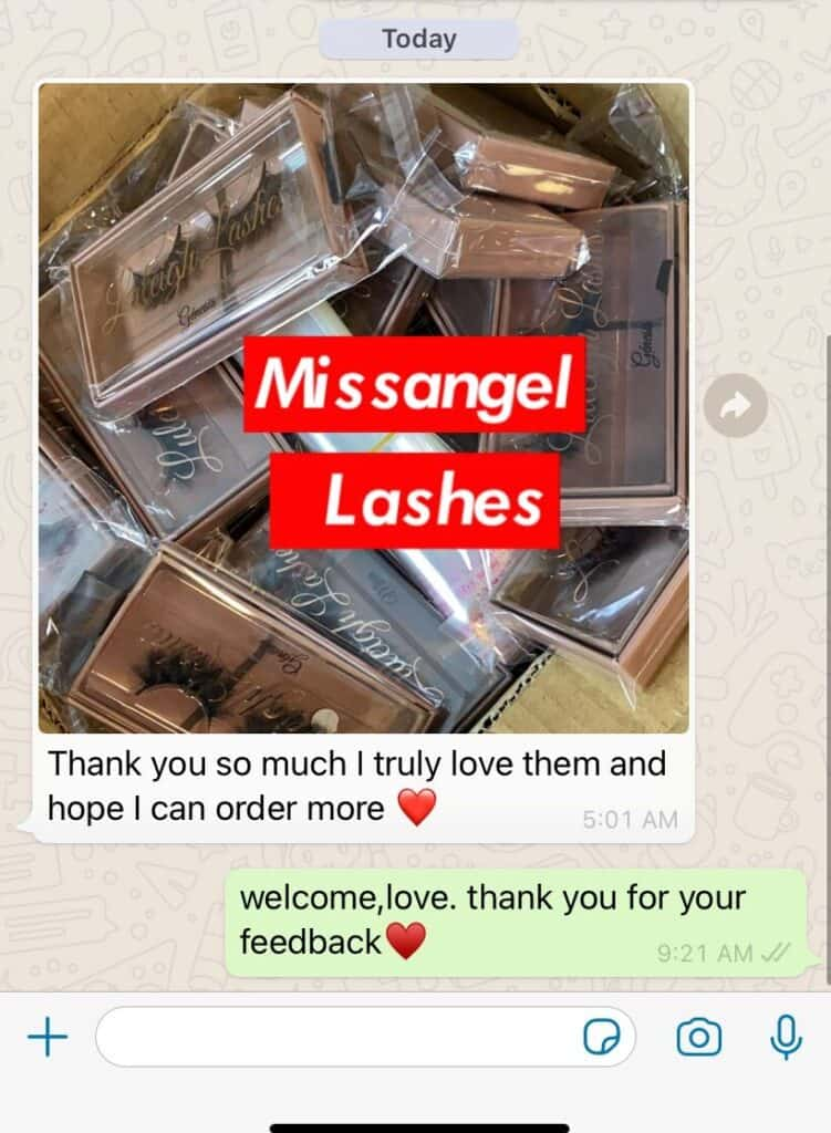 slide out lash packaging boxes for eyelashes