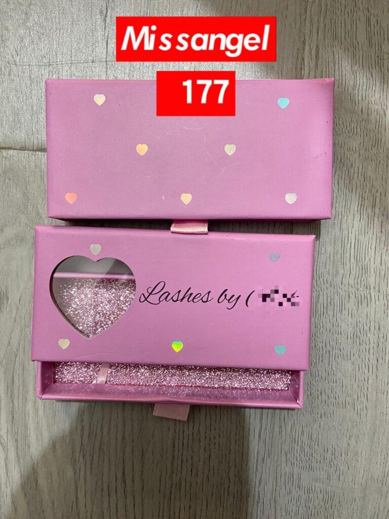 hearts eeylash packaging