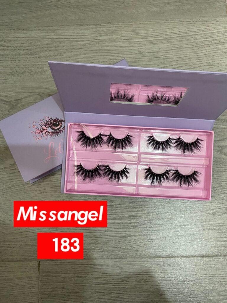custom lash books and eyelash kits