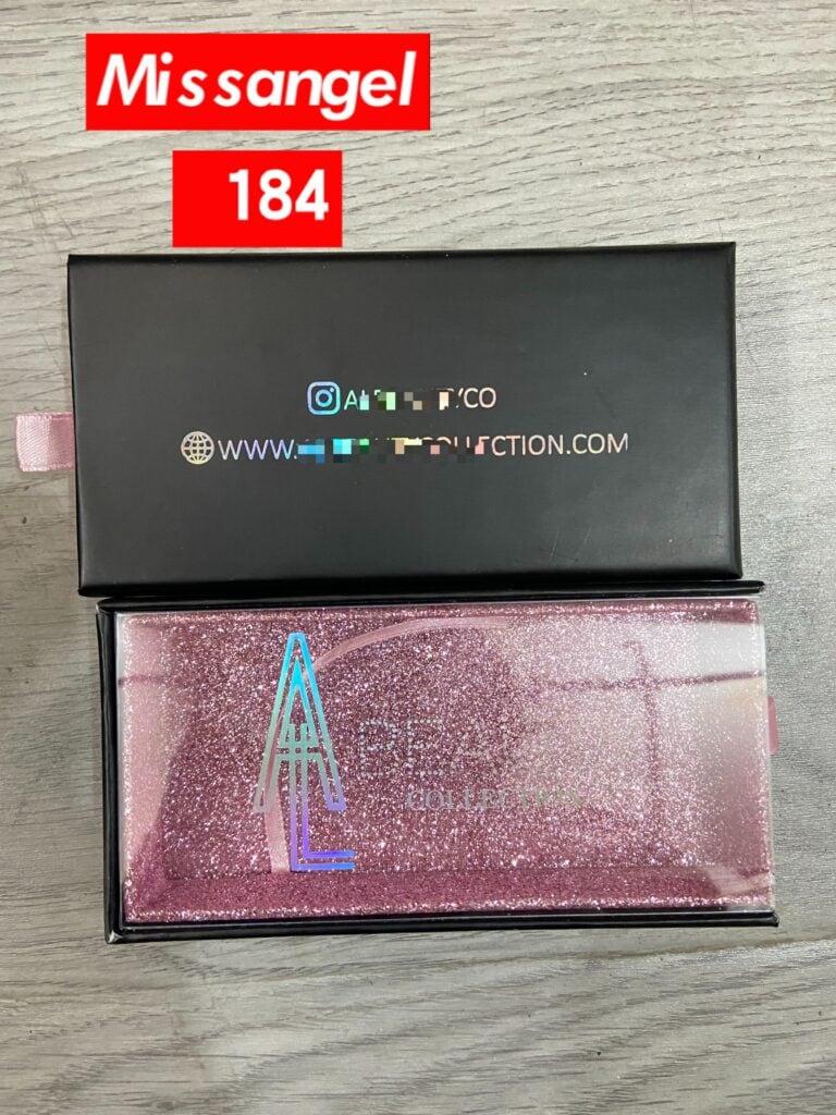 wholesale 3d lashes and eyelash pacakging boxes