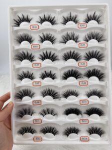affordable 25mm mink lashes