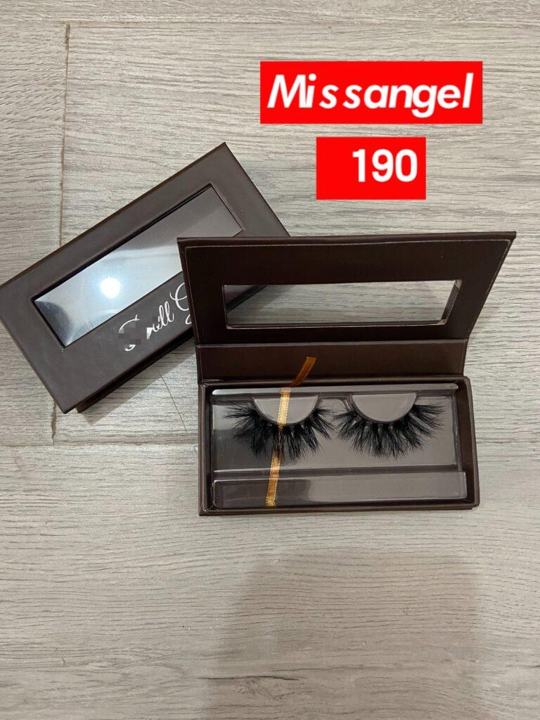 wholesale eyelash and packaging vendors