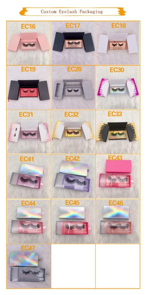 diy lash box wholesale vendors