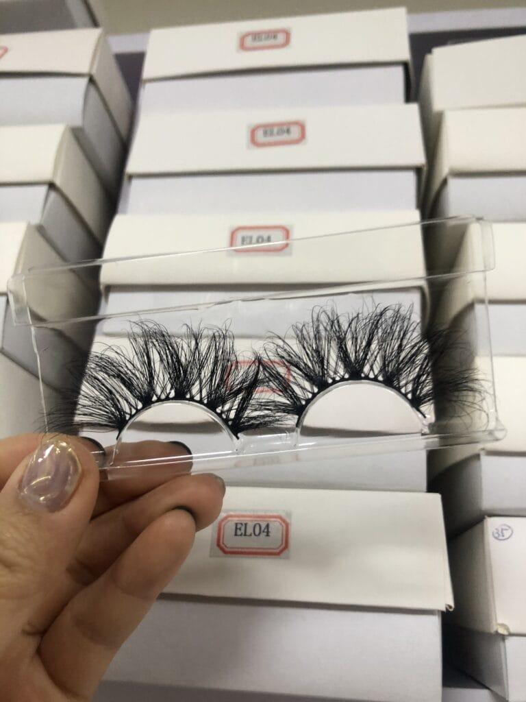 beautiful eyelash supplier