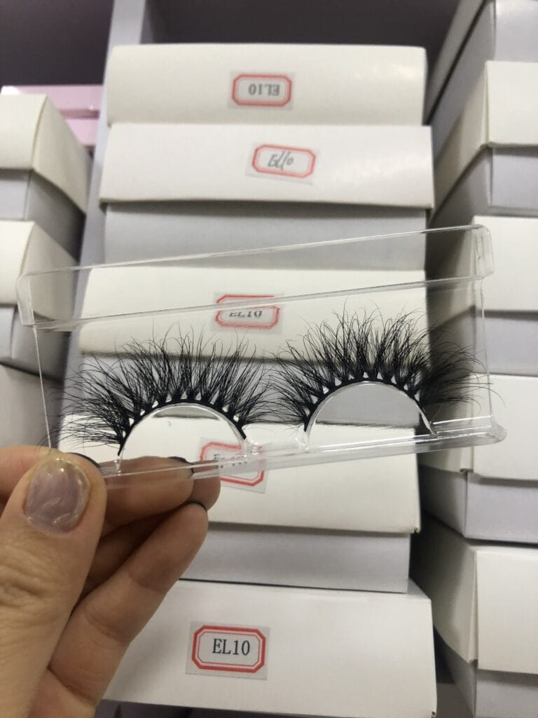 fluffy curl 3d lashes
