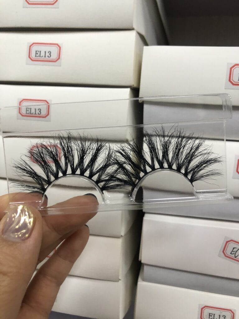 25mm false eyelashes