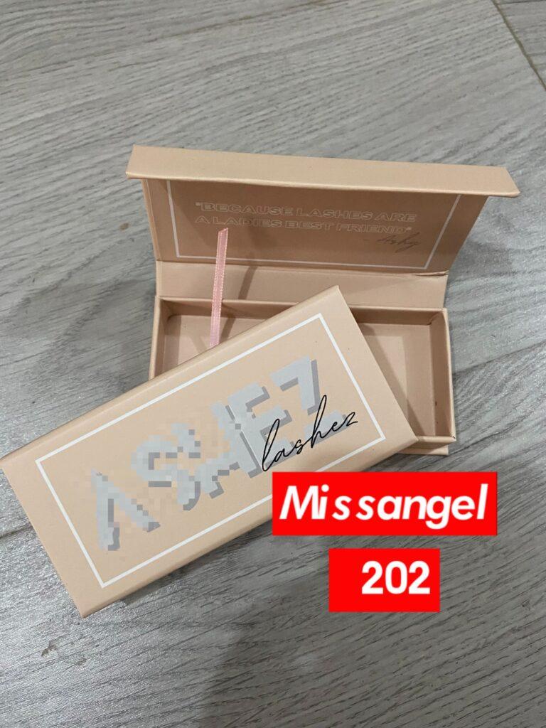 wholesale mink lash and eyelash boxes