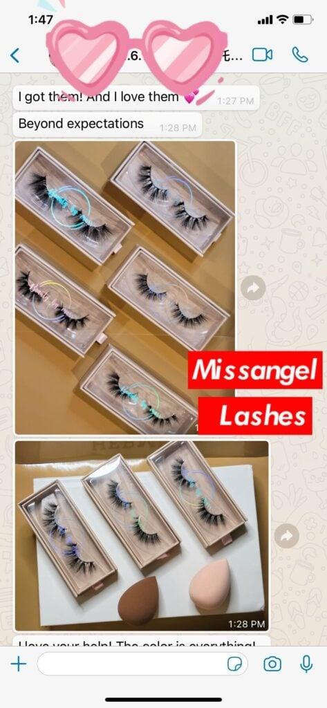 wholesale mink lashes and custom eyelash packaging