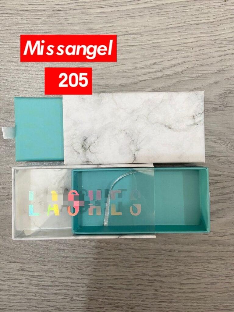 custom eyelash packaging for mink lashes